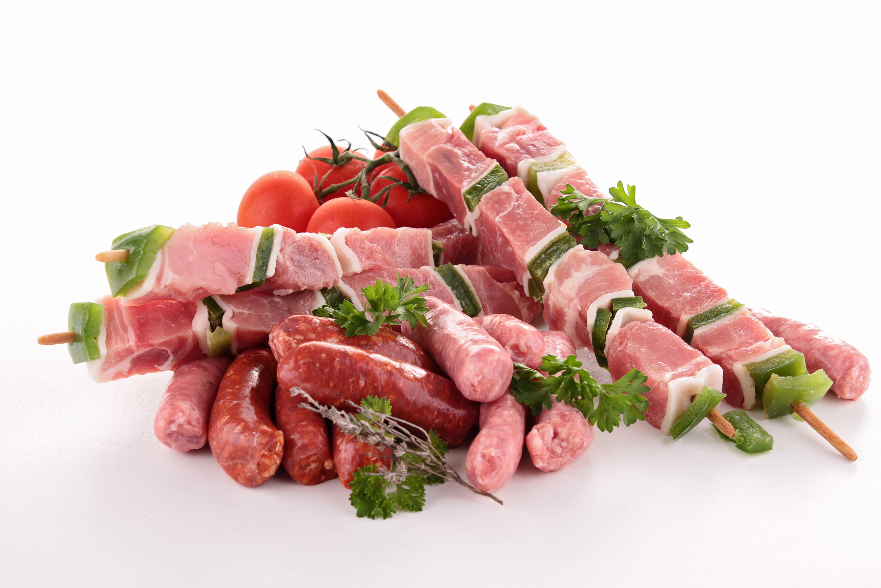 Шашлык, барбекью, фото, мясо, говядина, скачать фото