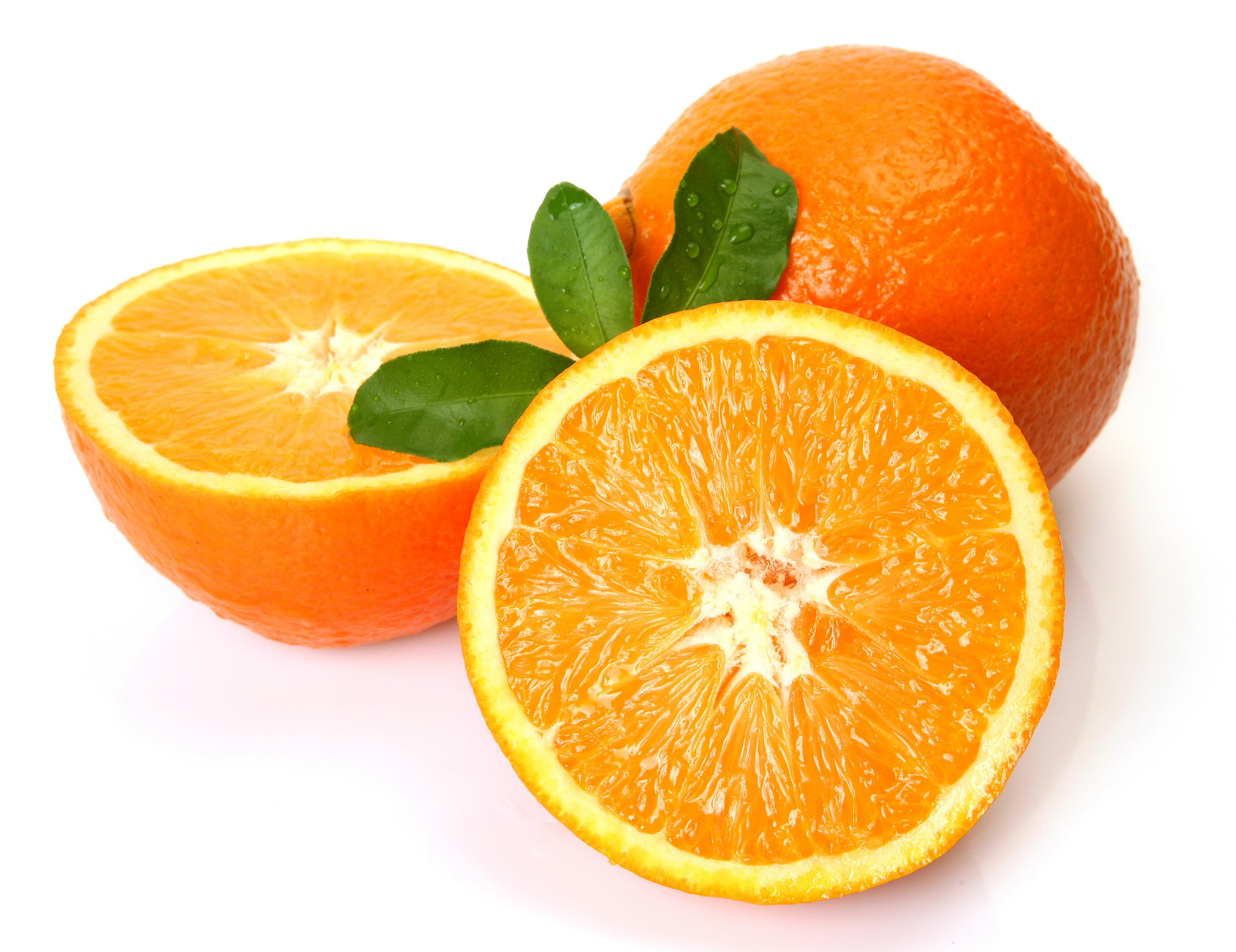 Апельсин, разрезанный апельсин, фото, клипарт, обои на рабочий стол