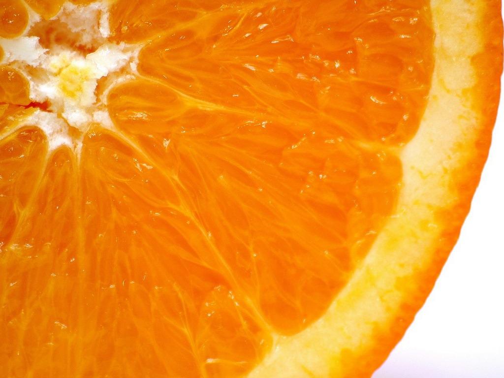 апельсин, фото, обои для рабчоего стола