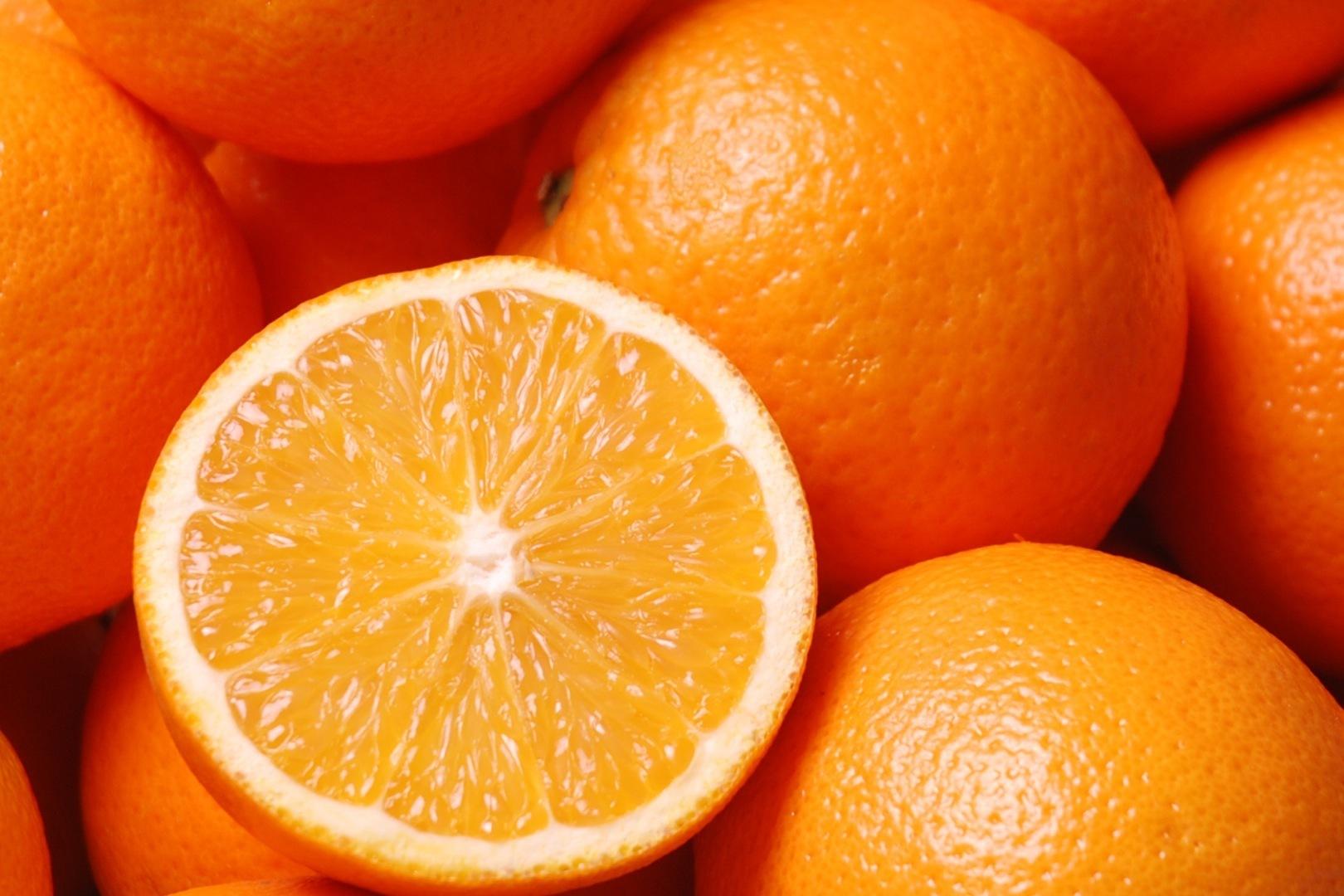 Апельсины, фото, скачать, обои для рабочего стола