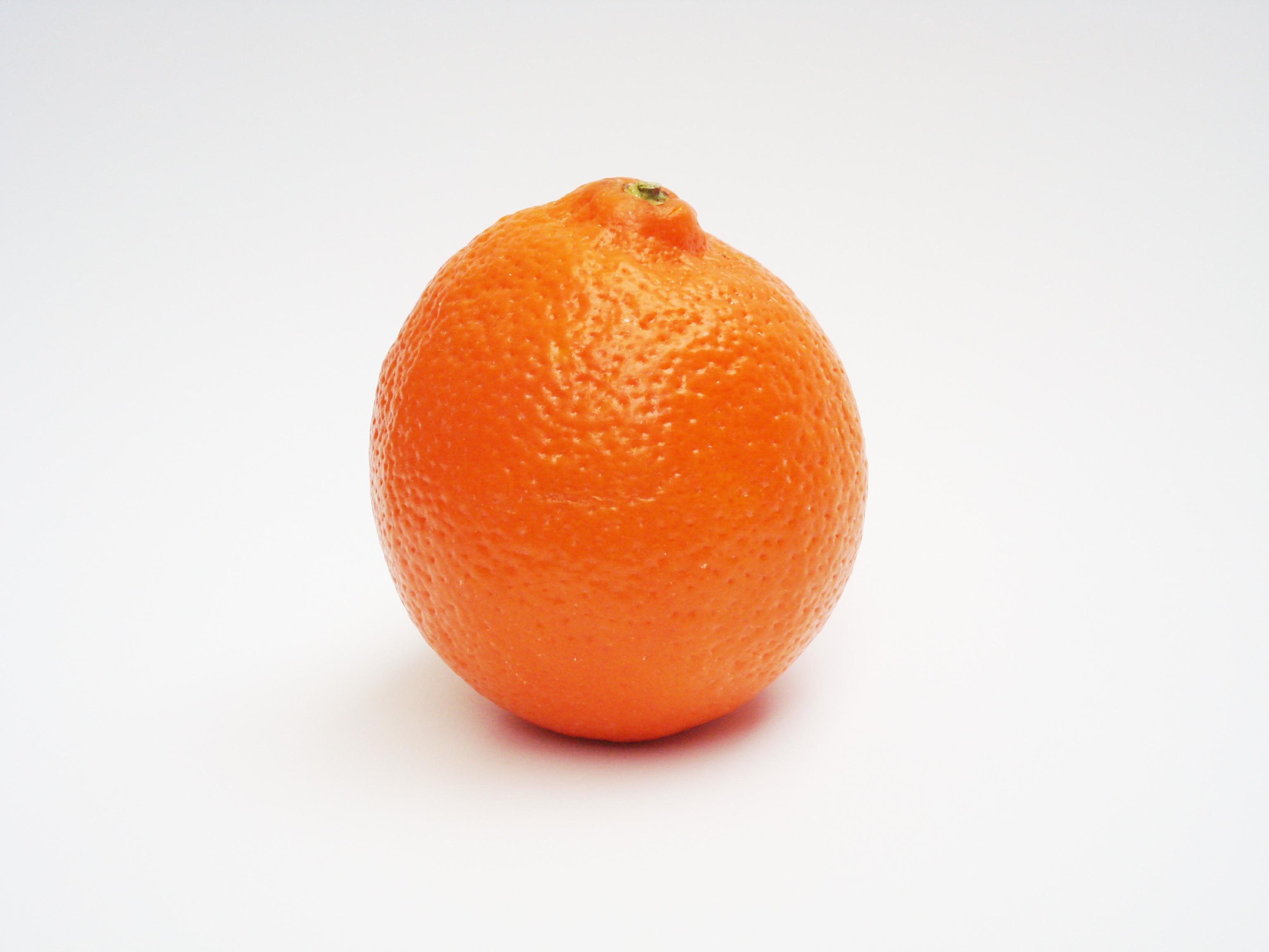 Обои для рабочего стола, апельсин
