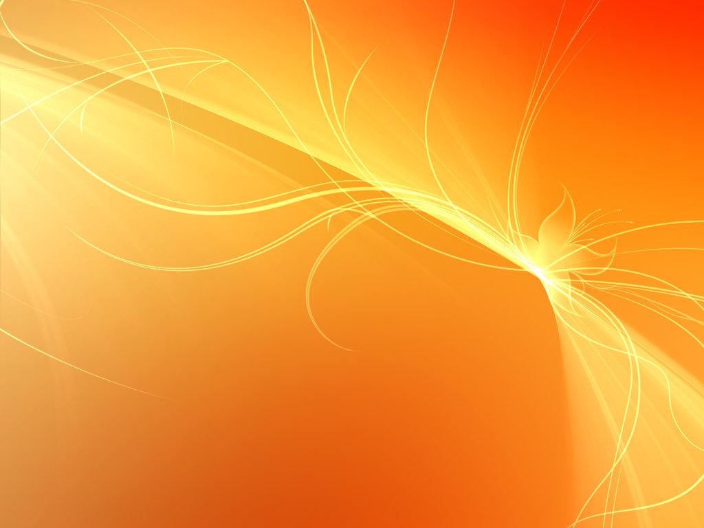 Оранжевые обои, фото, скачать