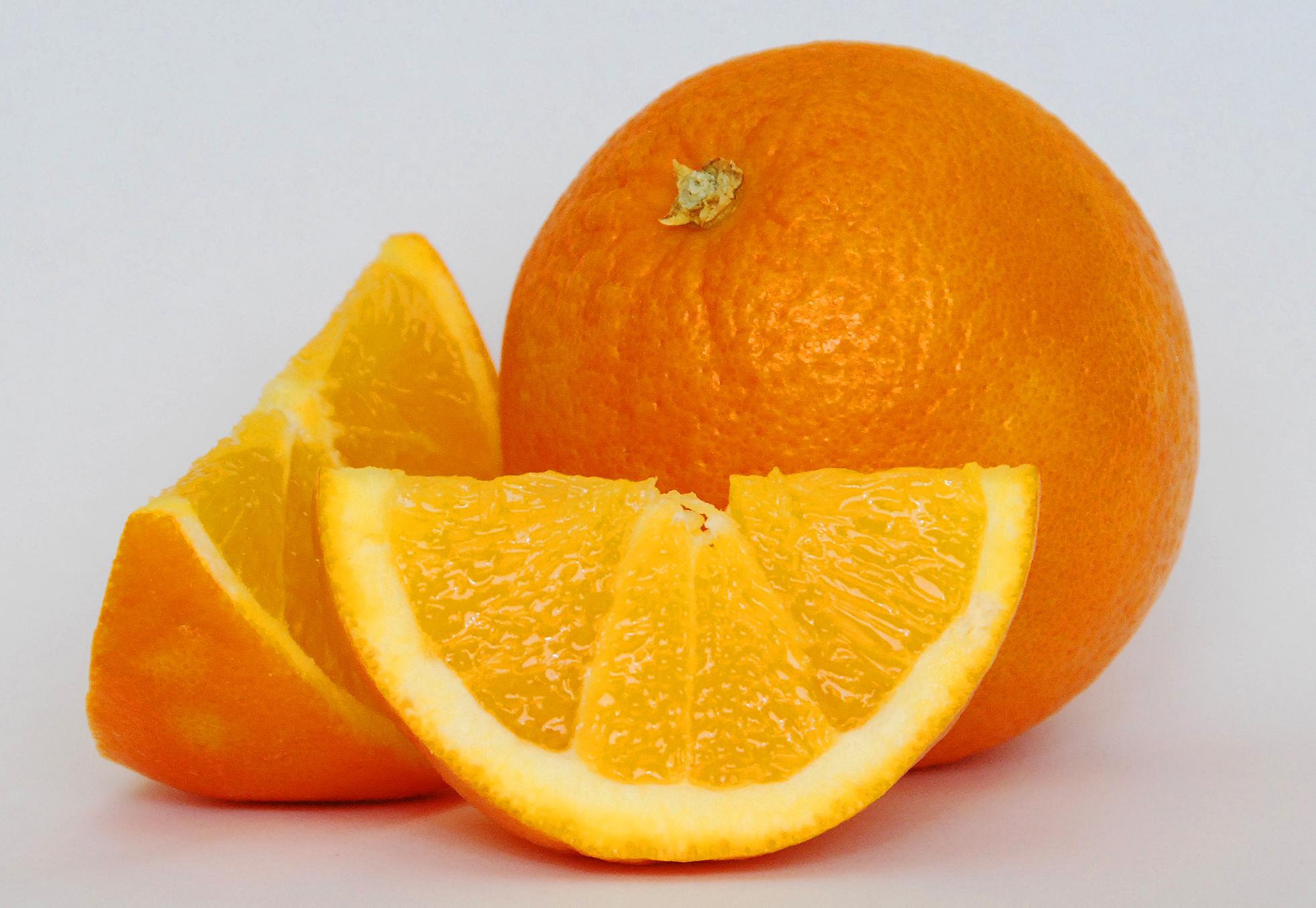 Апельсин, фото, дольки, orange, wallpaper