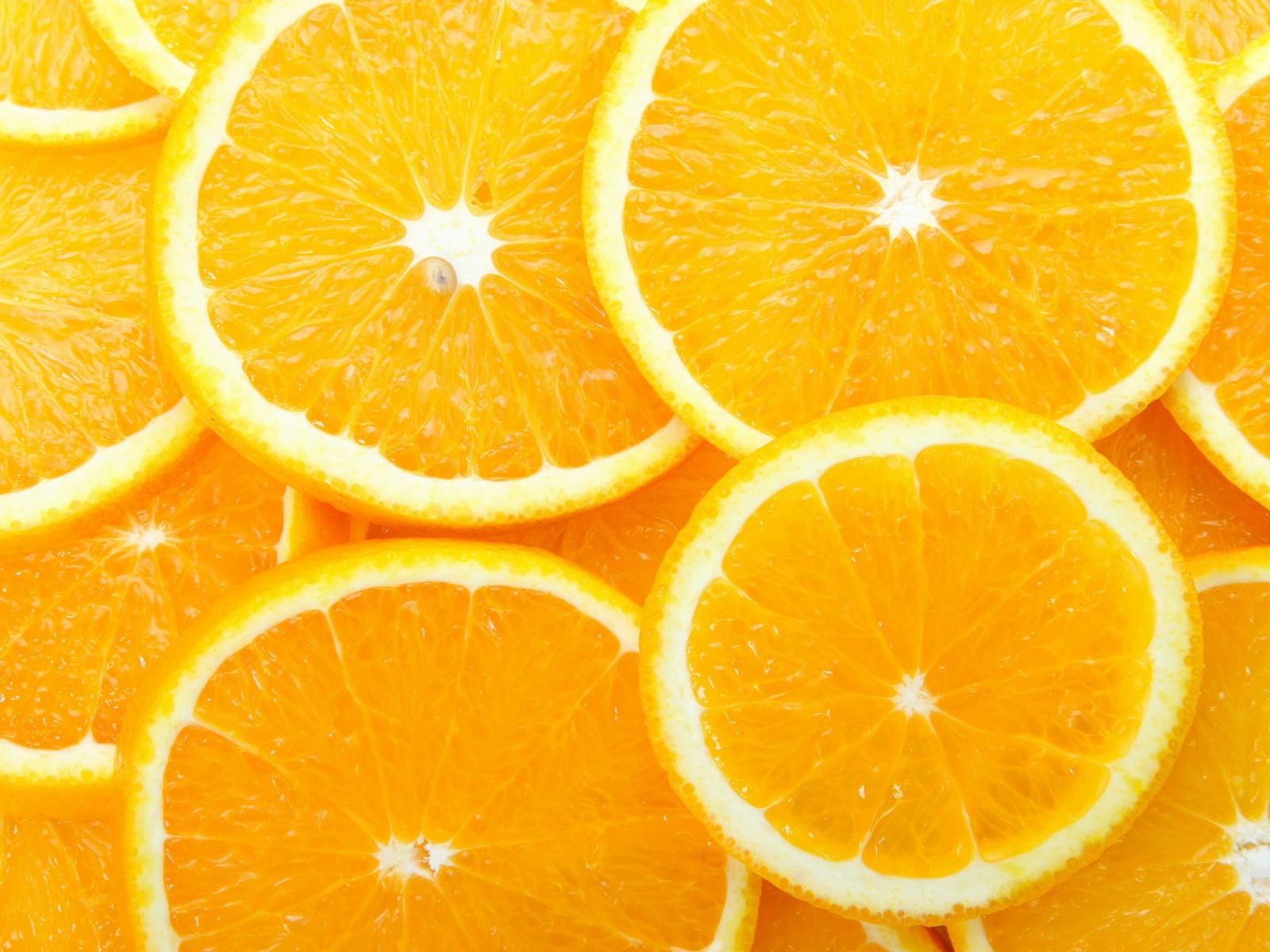Апельсины, обои, фото
