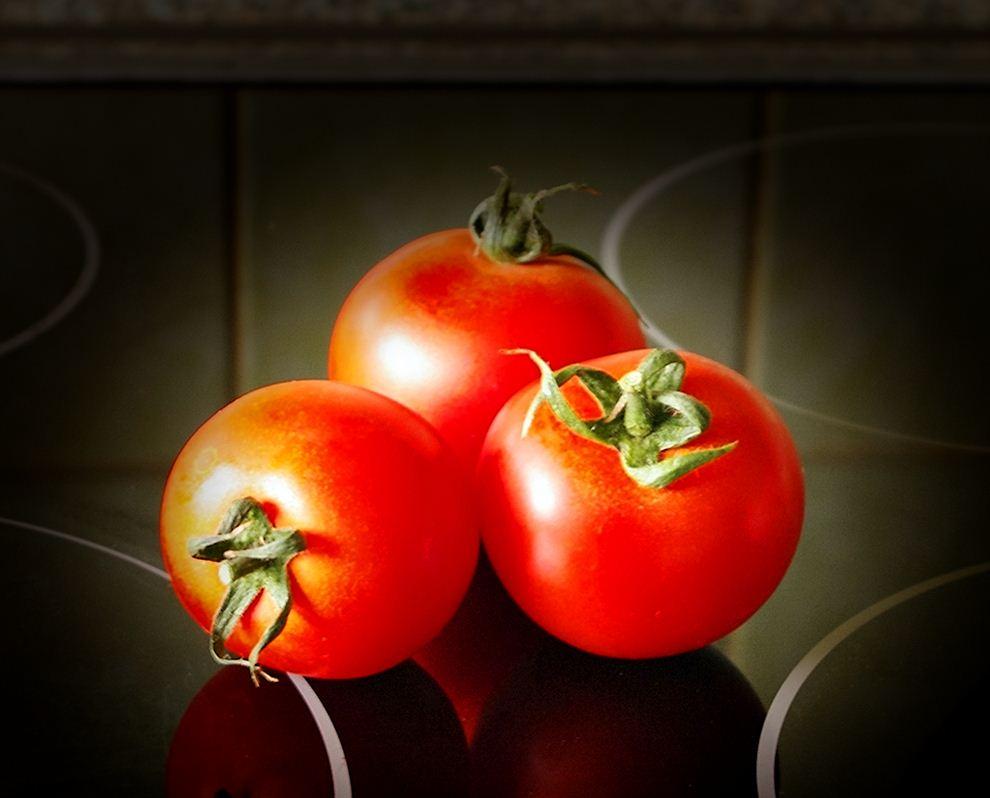 фото обои для рабочего стола, скачать, помидоры, томаты