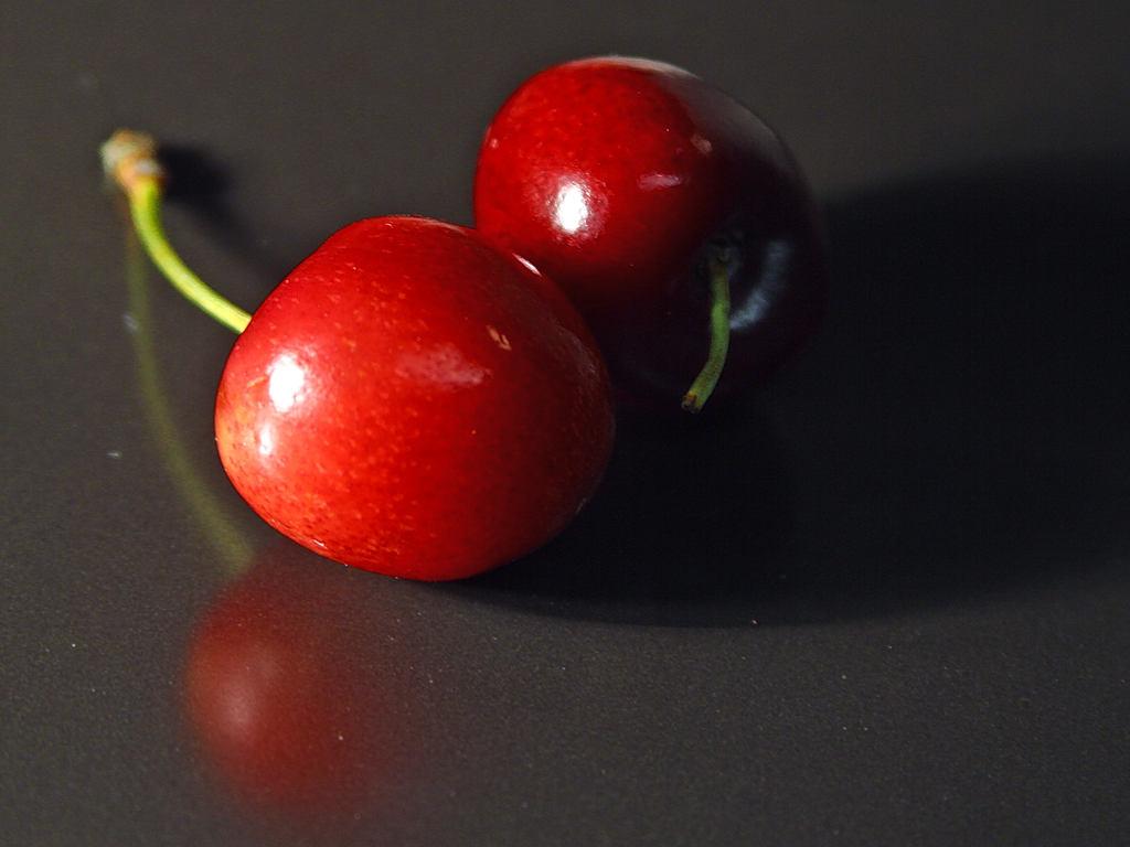 фото черешня, обои, вишня