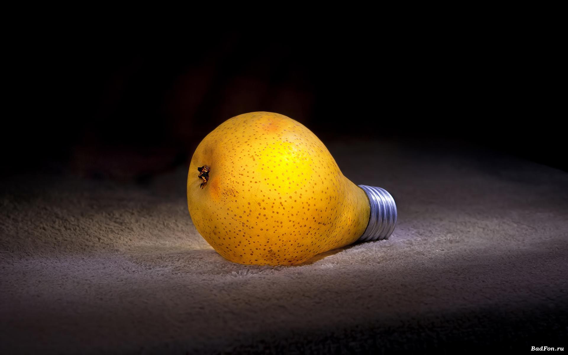 груша лампочка, фото, скачать