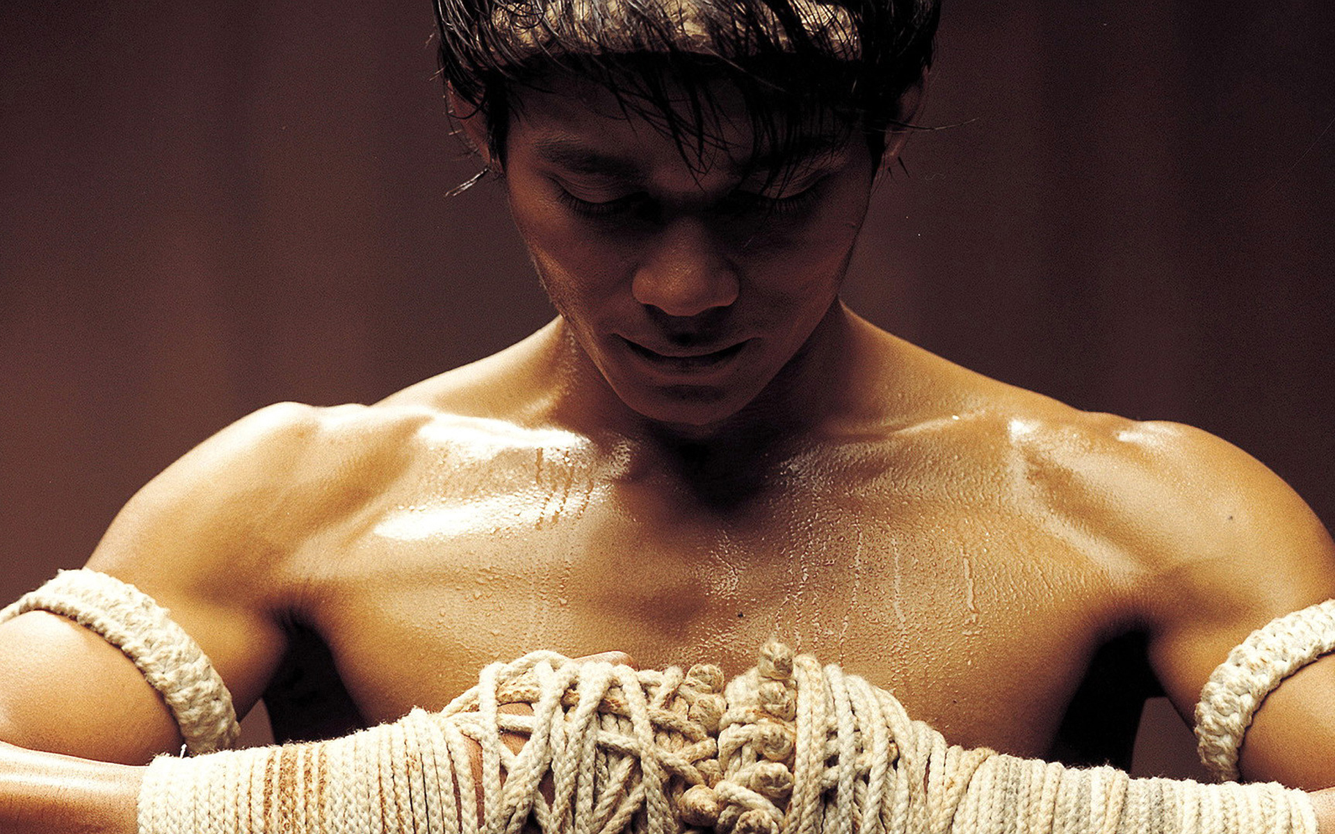 Myuai thai боец, fighter, фото, обои для рабочего стола