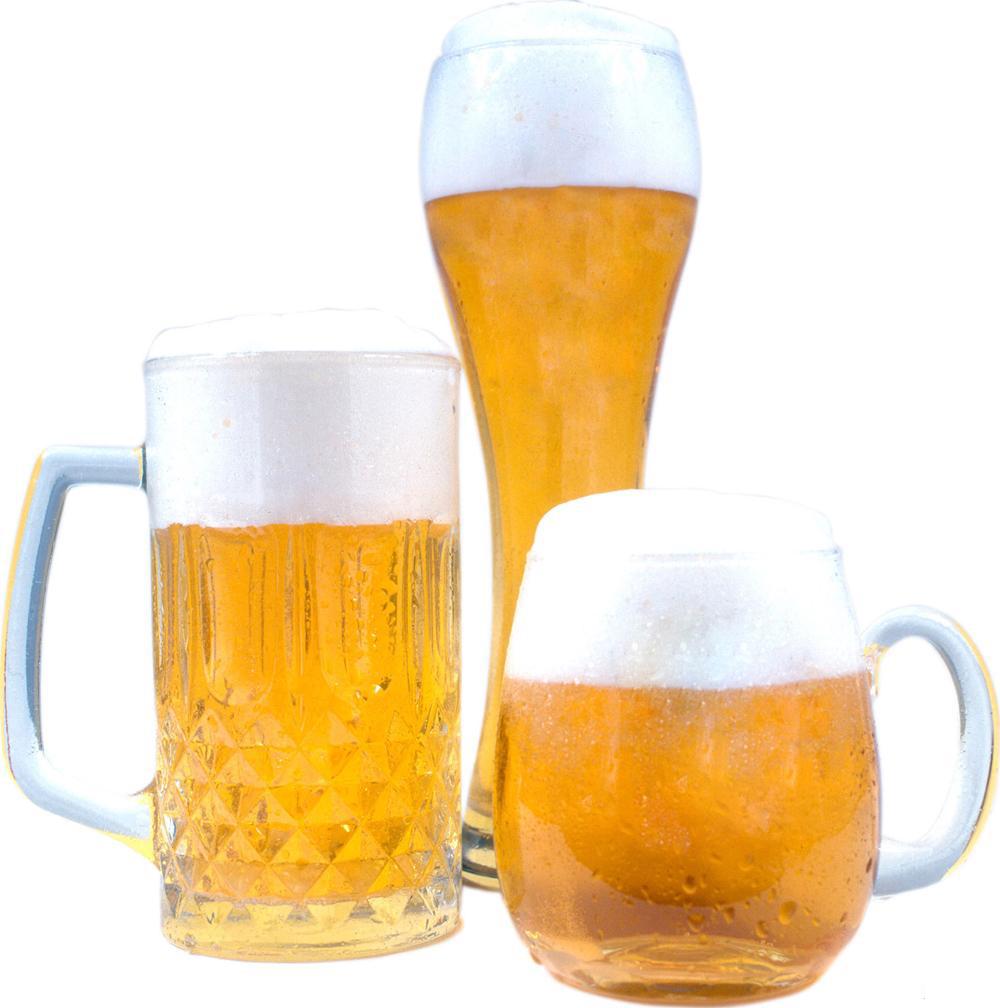 3 кружки пива, фото, обои для рабочего стола, скачать, фото
