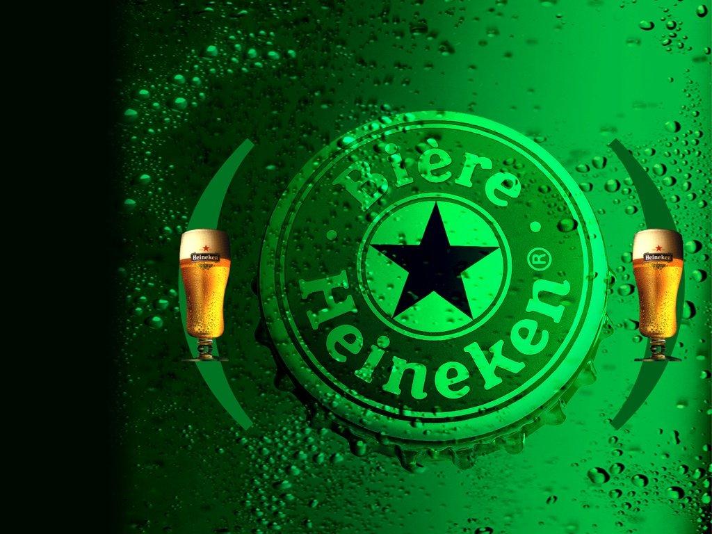 Heineken, wallpaper, фото, скачать, пиво, обои на рабочий стол