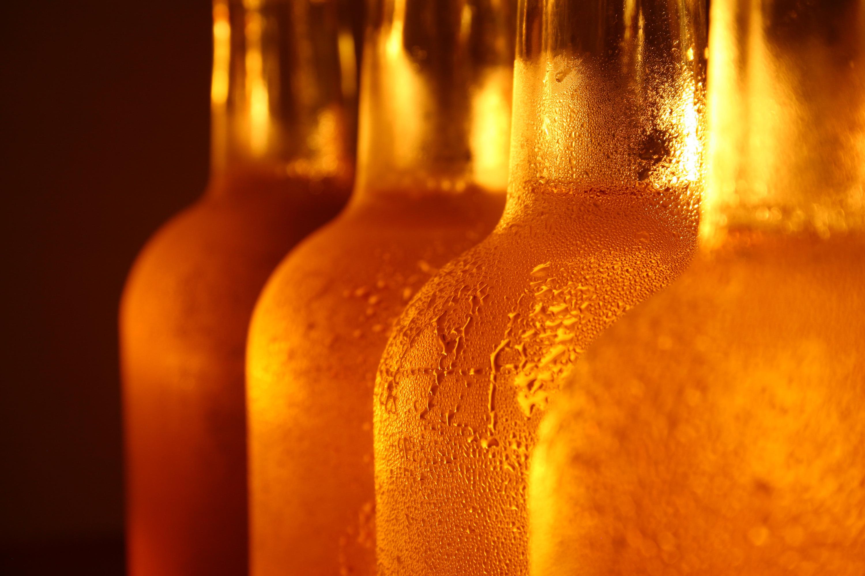 пиво в бутылках, фото, скачать