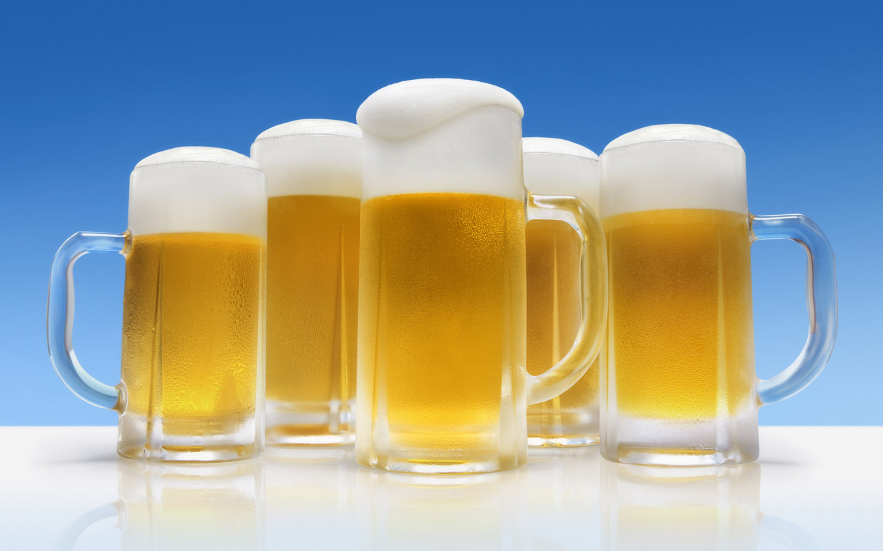 пиво, кружки, фото, скачать