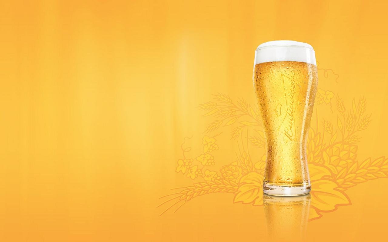 стакан пива фото, скачать обои для рабочего стола