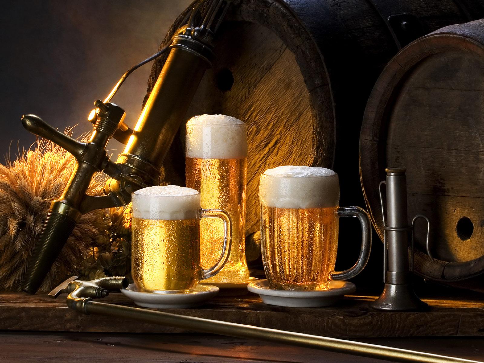 кружка пива, скачать фото, обои на рабочий стол