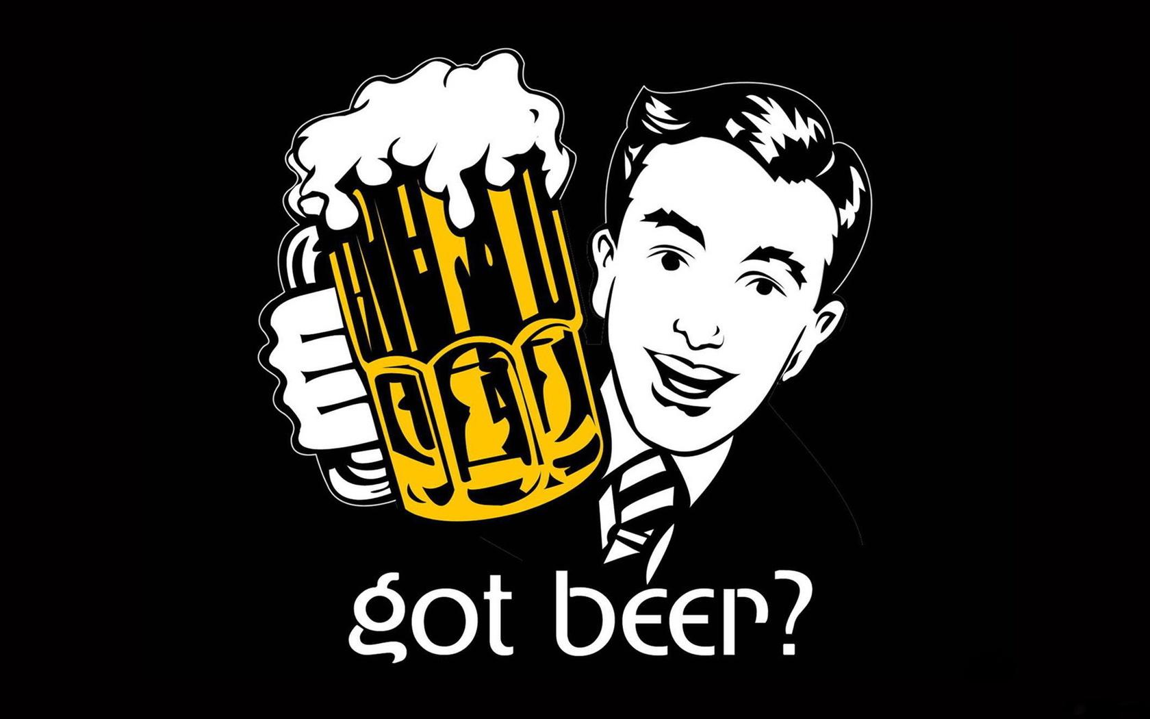 обои для рабочего стола, пиво, скачать бесплатно
