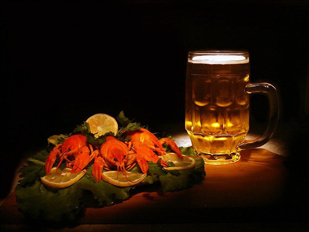 пиво с раками, фото, скачать бесплатно