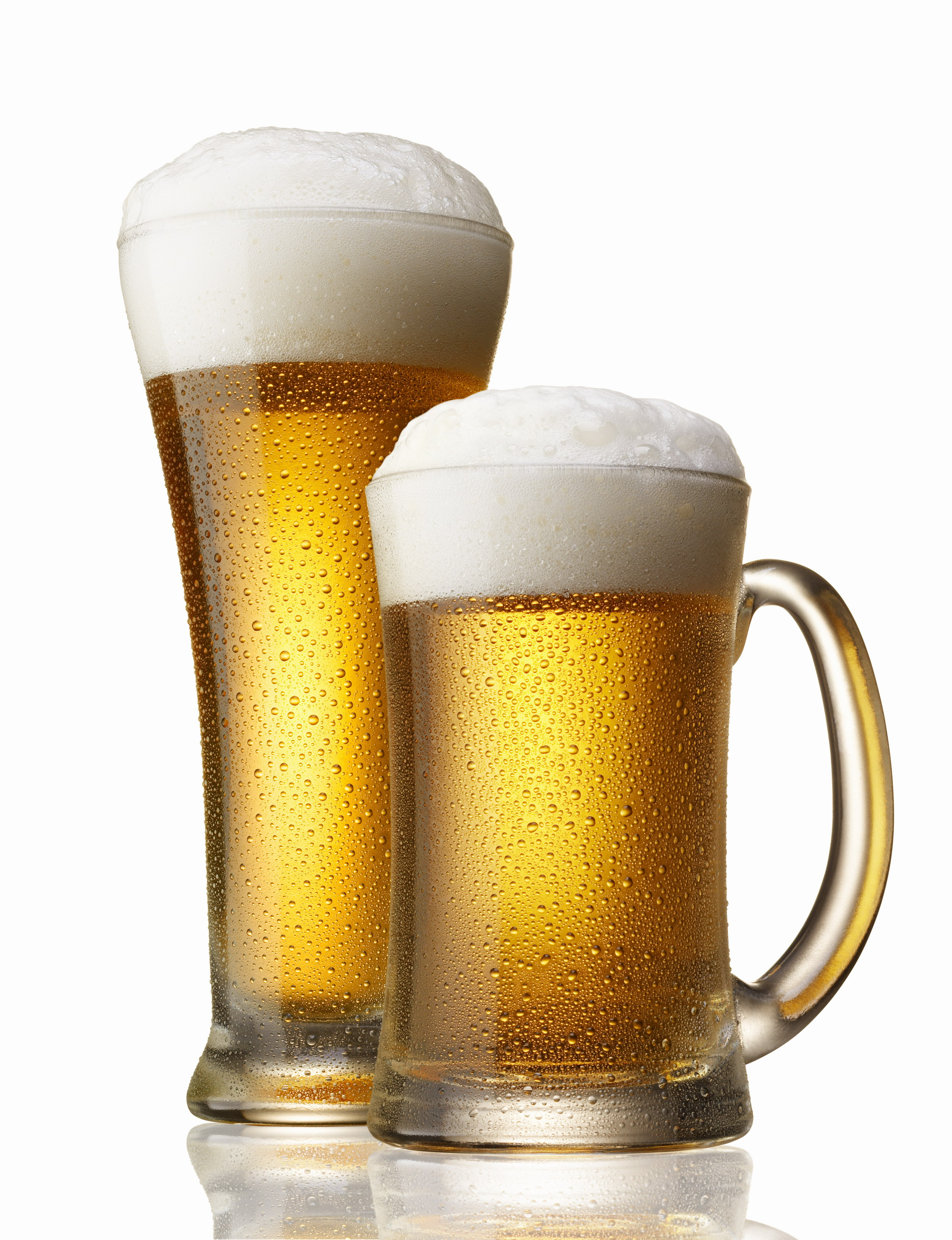 пиво в кружках разливное фото, обои для рабочего стола