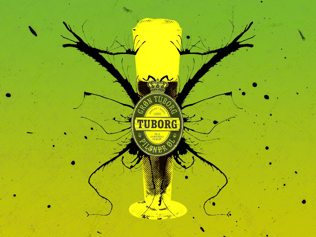 Tuborg Beer, фото, скачать бесплатно, обои для рабочего стола
