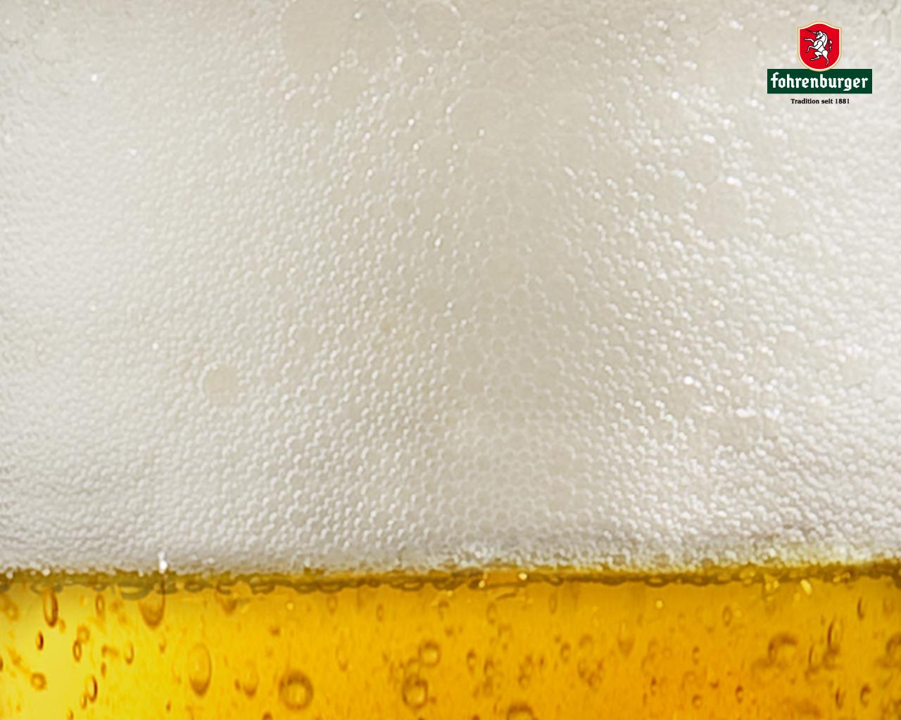 пенится пиво, фото, обои для рабочего стола, скачать