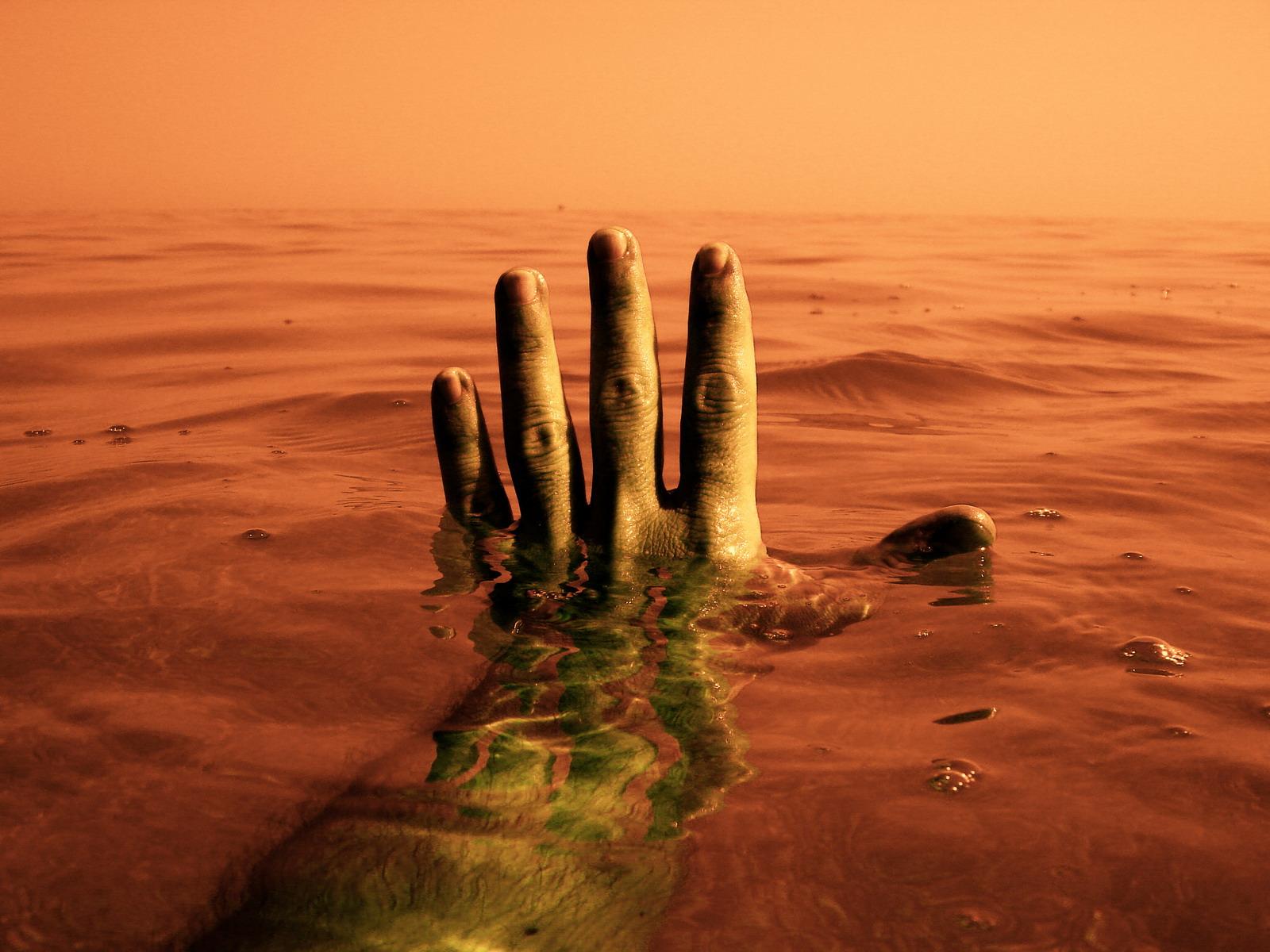 красное море, фото, обои, рука, для рабочего стола