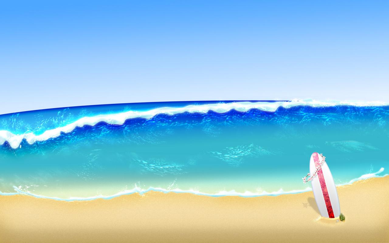 море, пляж, скачать фото, обои для рабочего стола