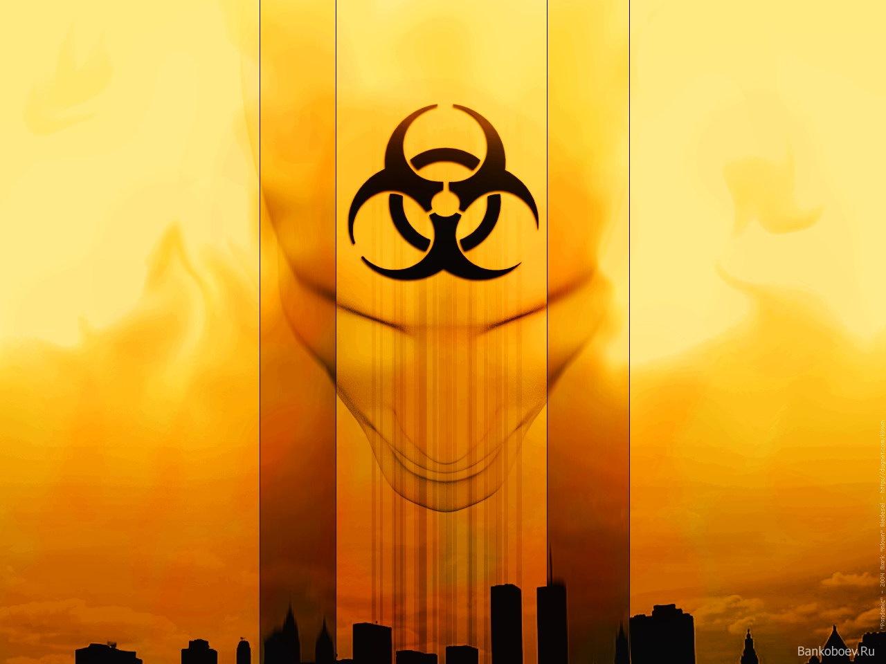 Радиация, фото, обои для рабочего стола, скачать