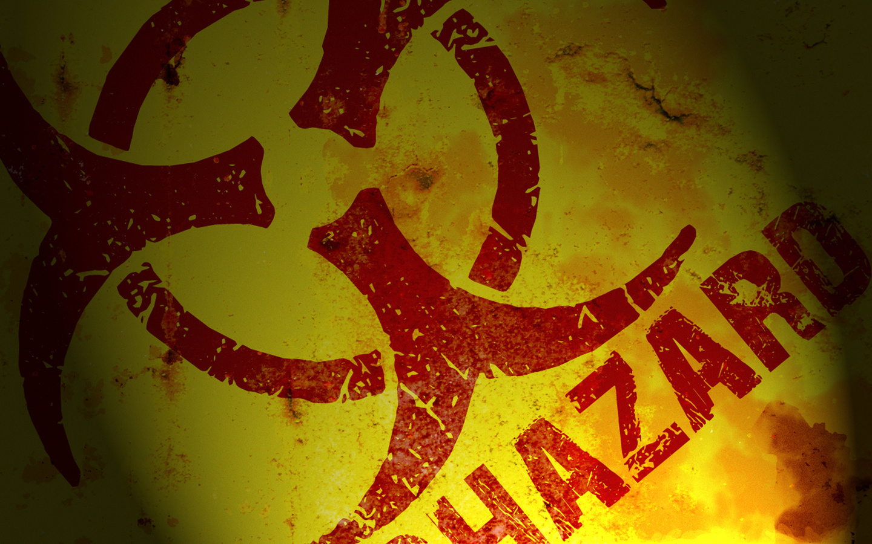 biohazard, wallpaper, скачать фото, радиация