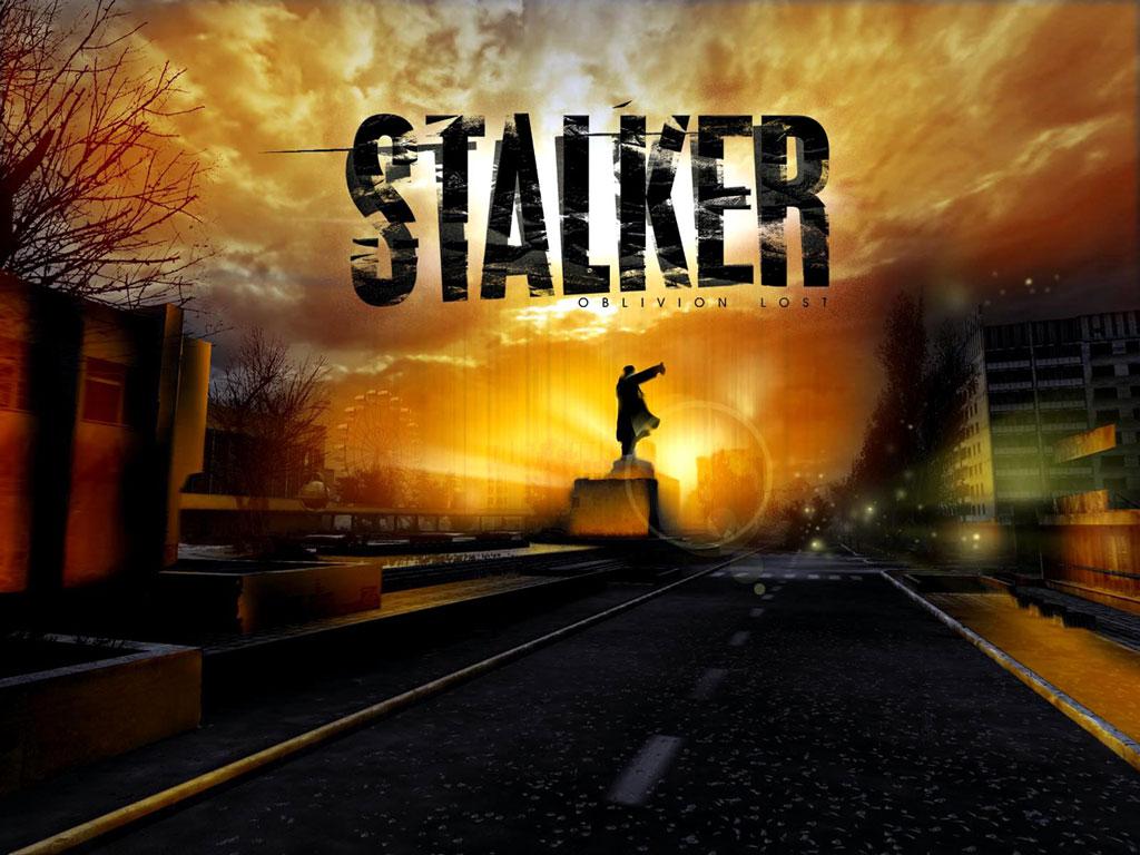 Stalker, обои для рабочего стола, скачать, бесплатно