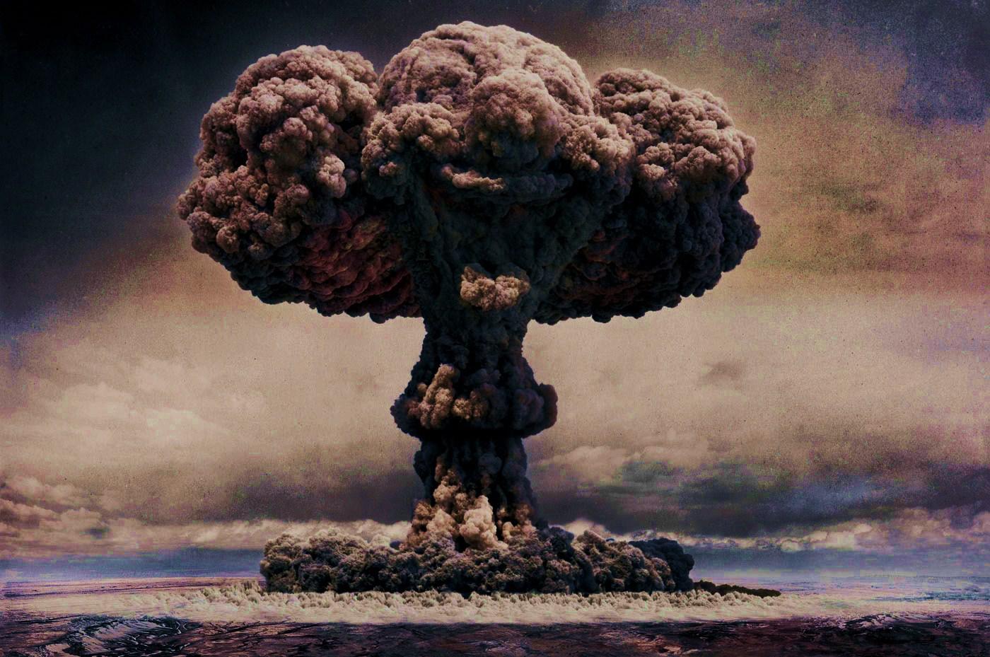 атомный взрыв, фото, скачать, бесплатно