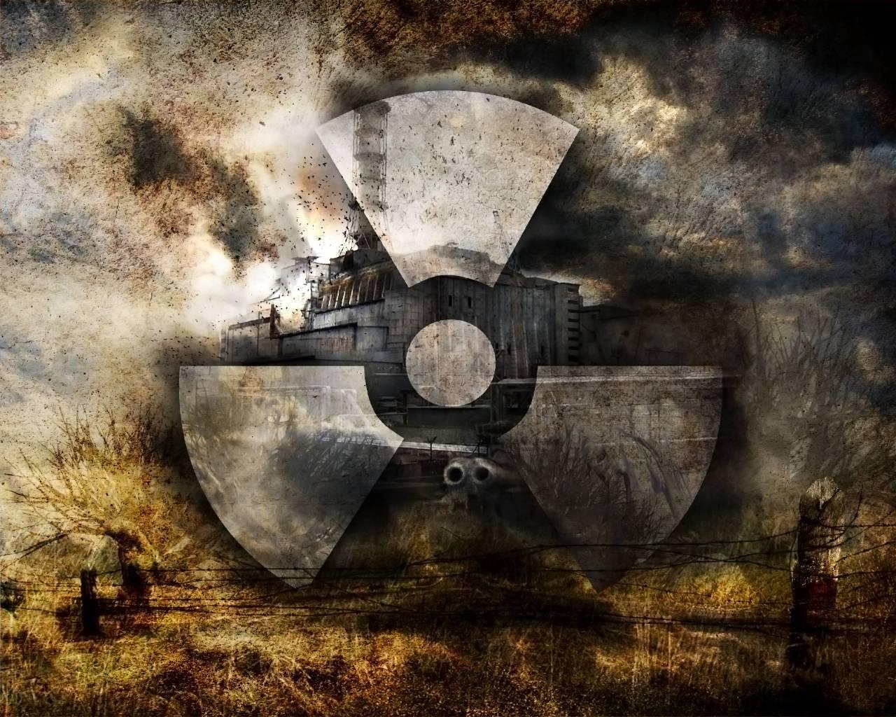 Радиация, radiation, wallpaper, скачать обои для рабочего стола