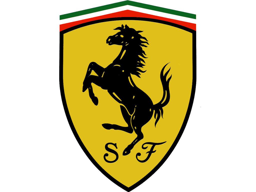 логотип ферари, скачать фото, бесплатно, ferrari logo