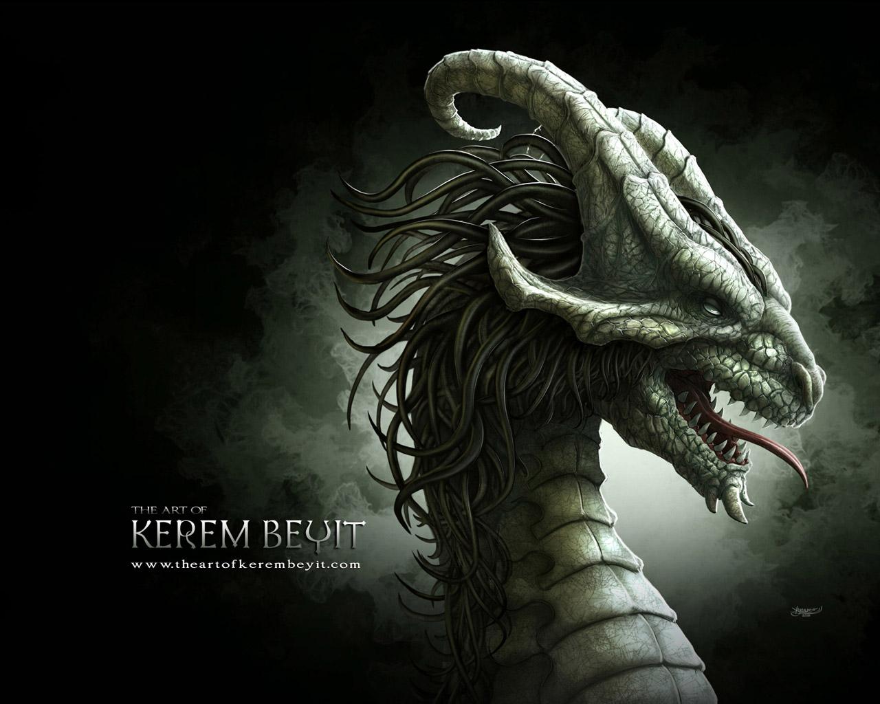 черный змей, змея, дракон, фото, обои для рабочего стола, скачать бесплатно