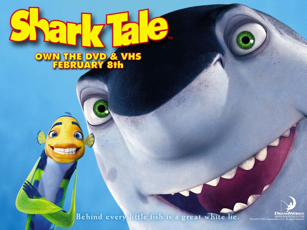 мультфильм Shark Tale, wallpaper