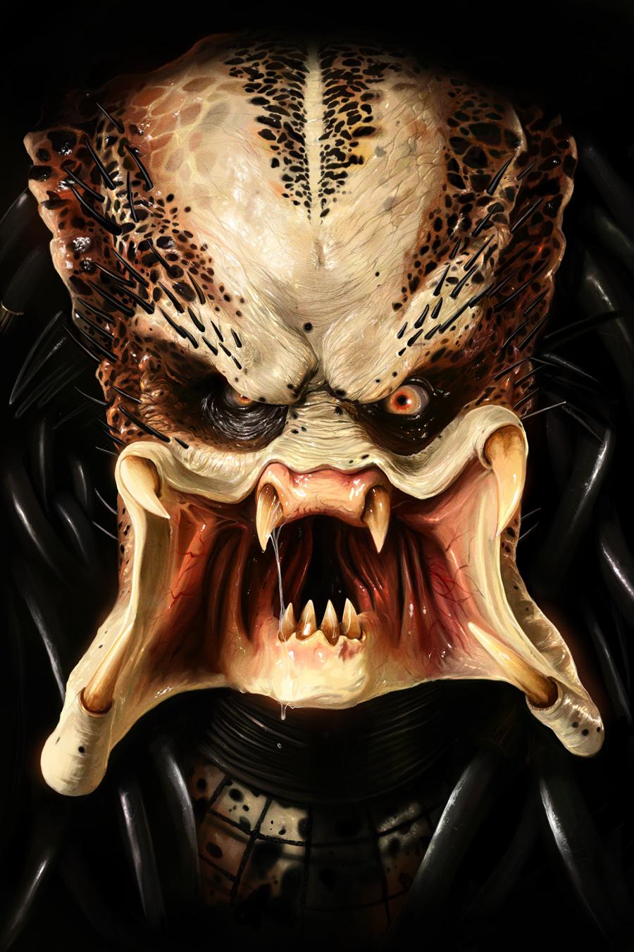 Хищник, обои для рабочего стола, predator wallpaper
