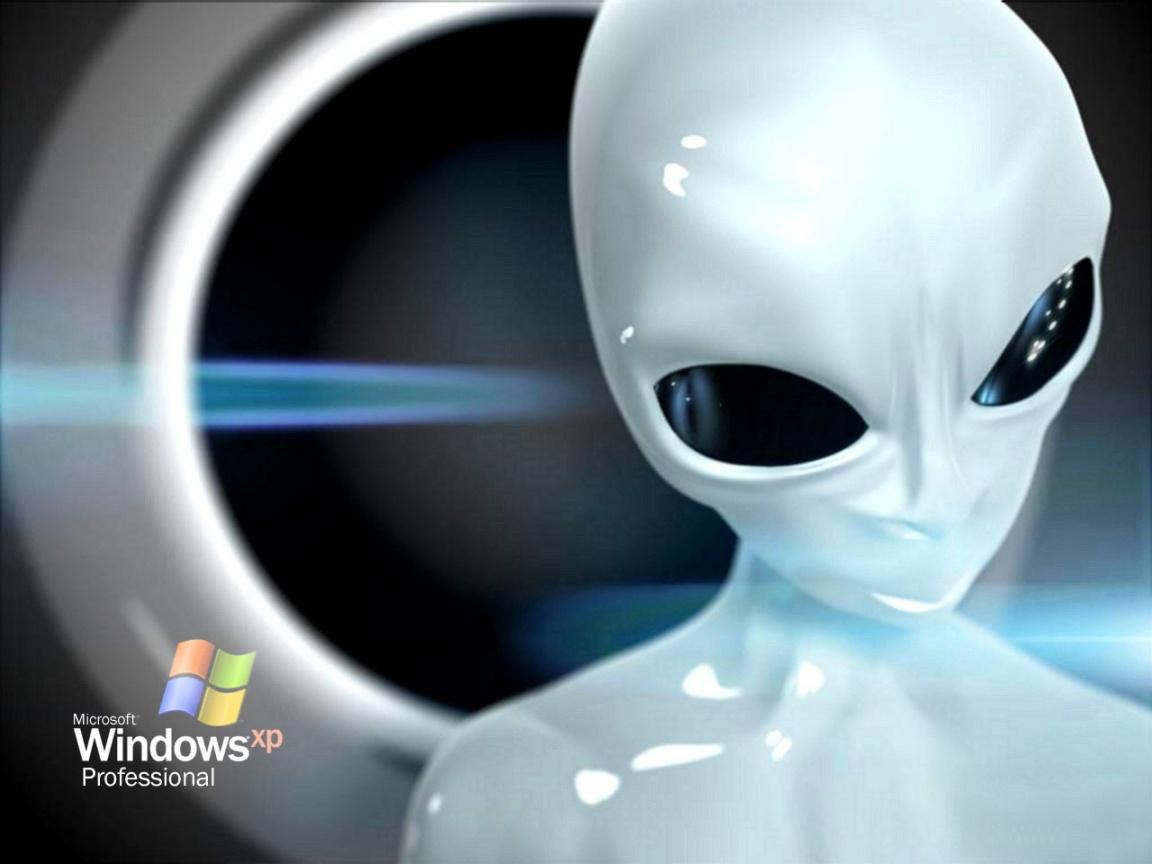НЛО, пришелец, инопланетянин, фото, обои для рабочего стола