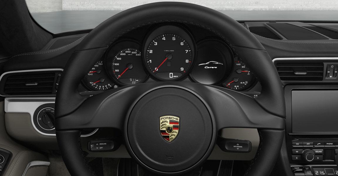 Porsche 911, car, салон, обои для рабочего стола, скачать, порше, салон, руль