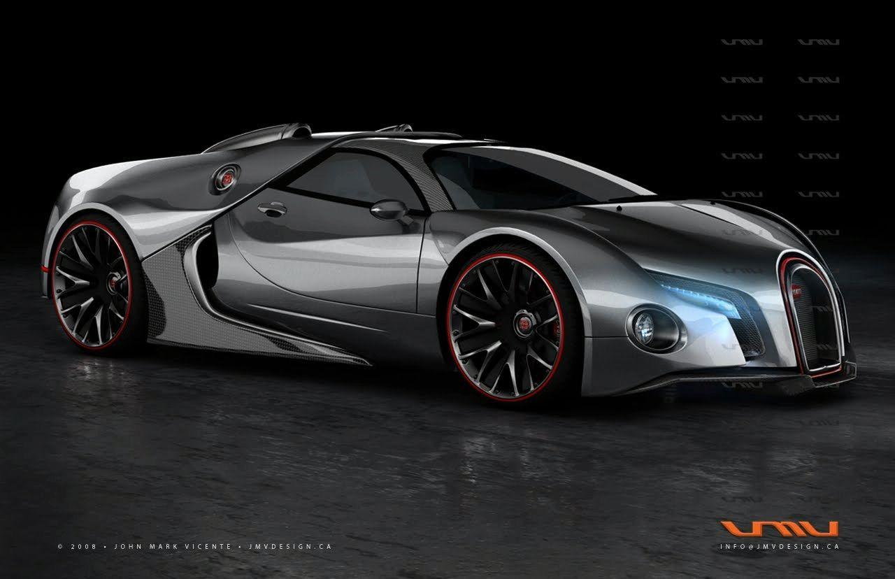 концепт, Бугатти, Bugatti Concept car, wallpaper