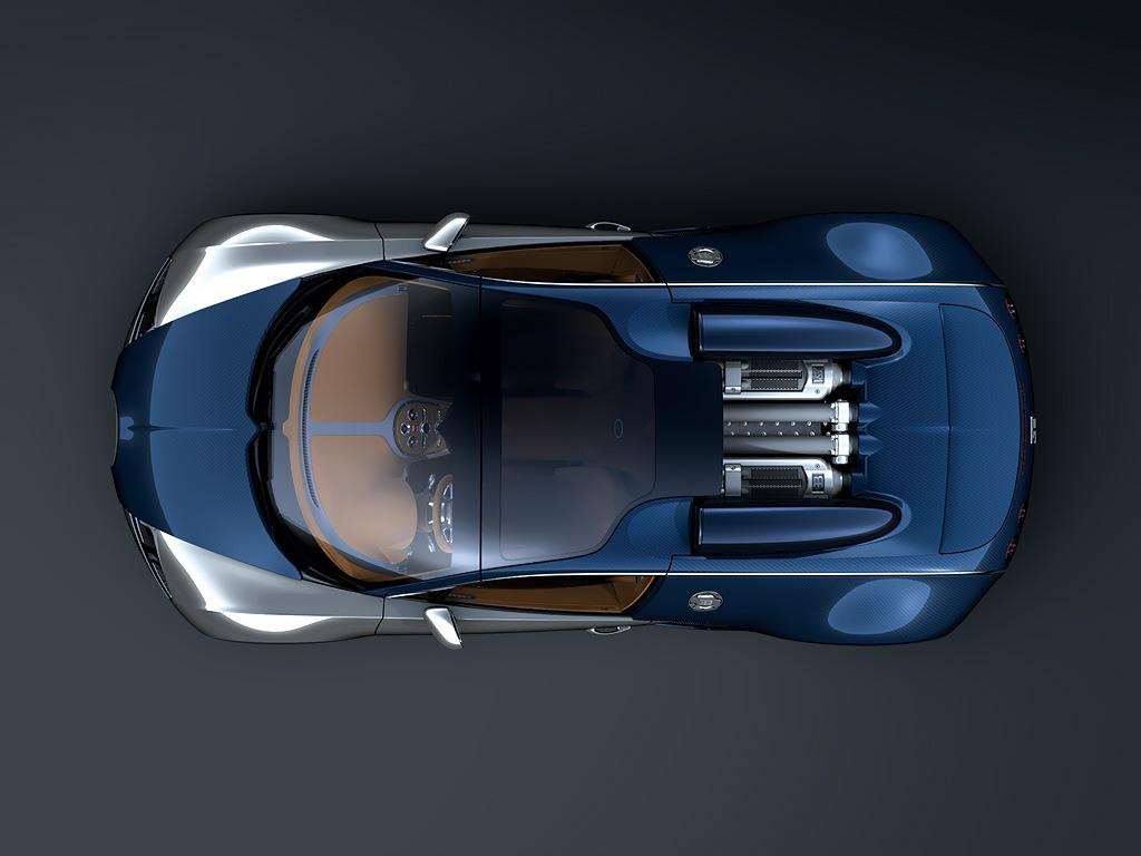 Синий Bugatti, car, wallpaper, скачать фото обои на рабочий стол