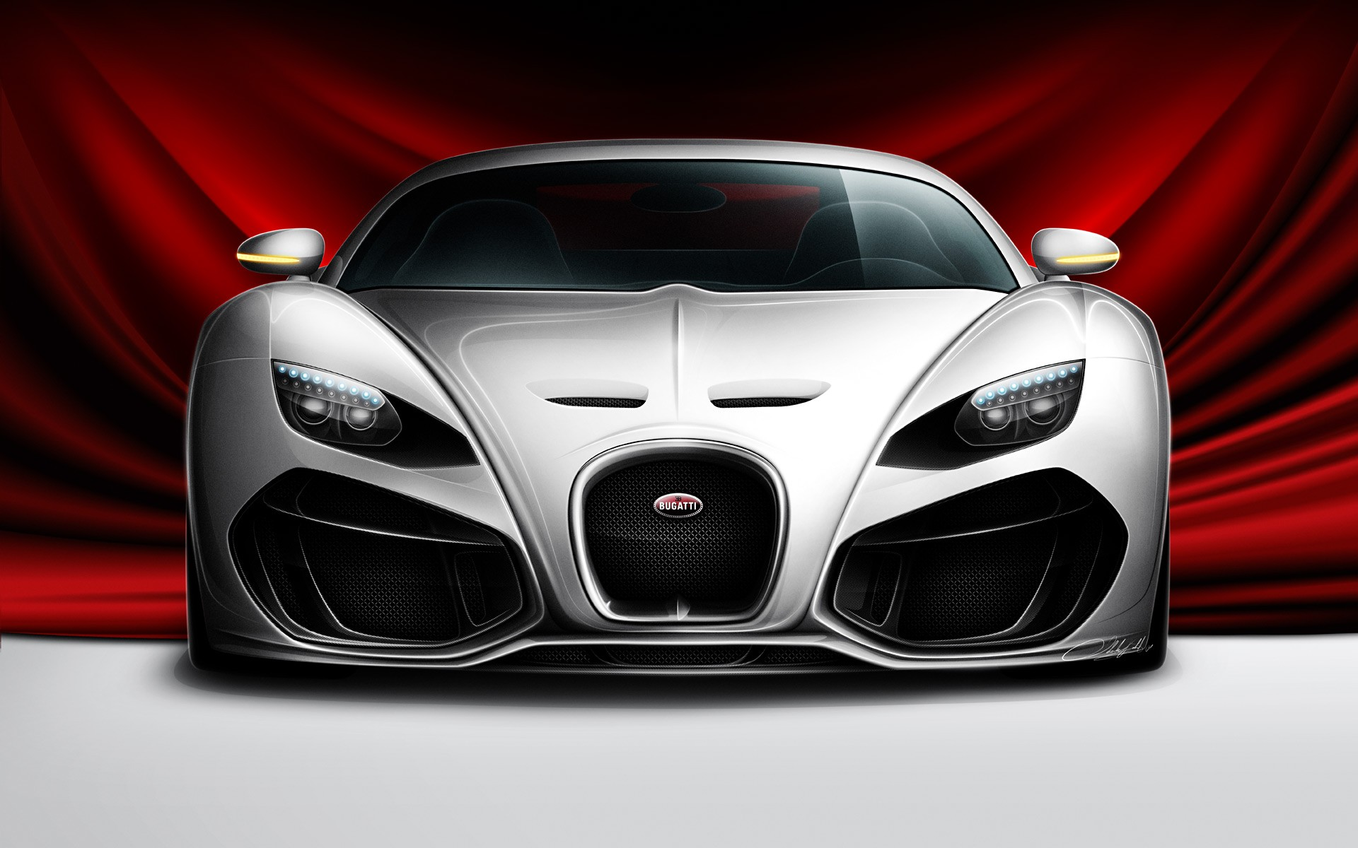 White Bugatti Veyron, car, wallpaper, скачать фото обои на рабочий стол