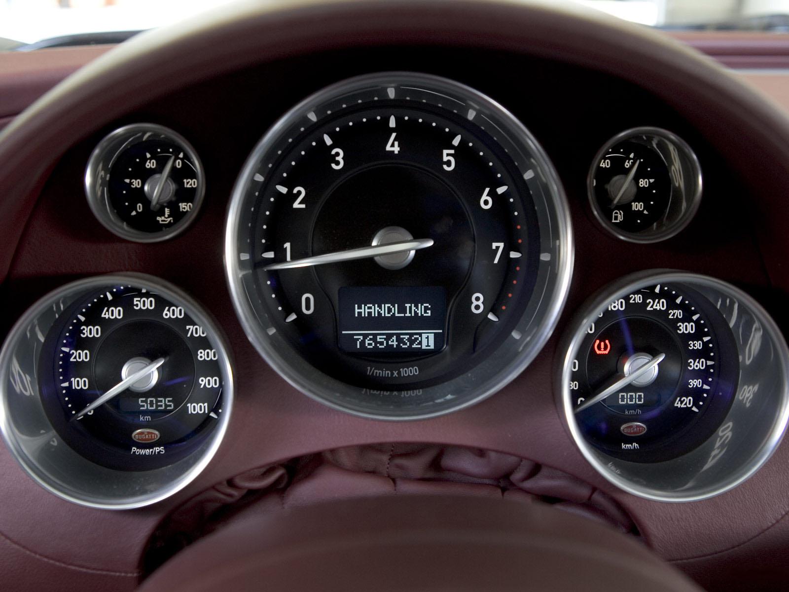 Приборная панель Bugatti Veyron, car, wallpaper, скачать фото обои на рабочий стол, кожа