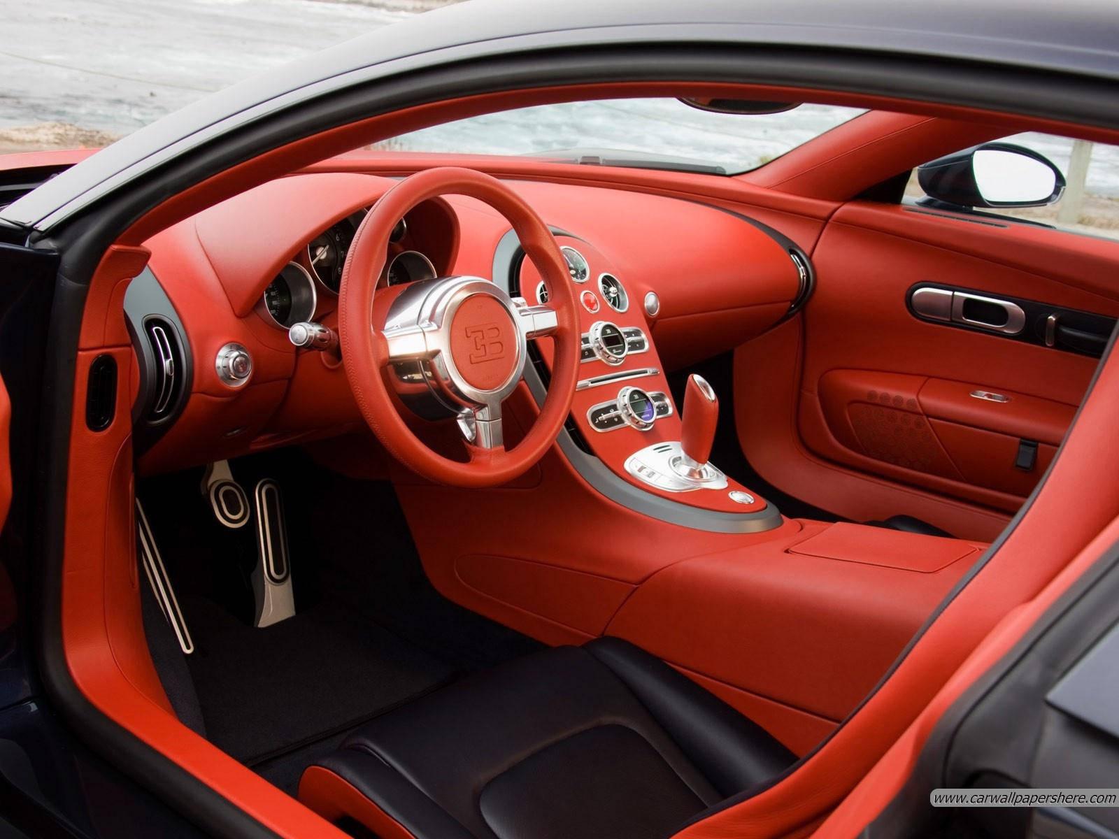 red salon, красная кожа, салон, Bugatti, car, wallpaper, скачать фото обои на рабочий стол