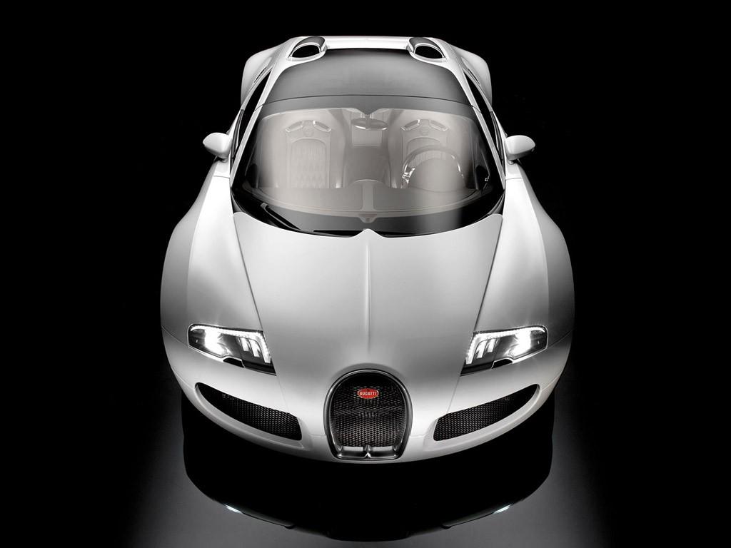 White, Белая машина Bugatti, car, wallpaper, скачать фото обои на рабочий стол