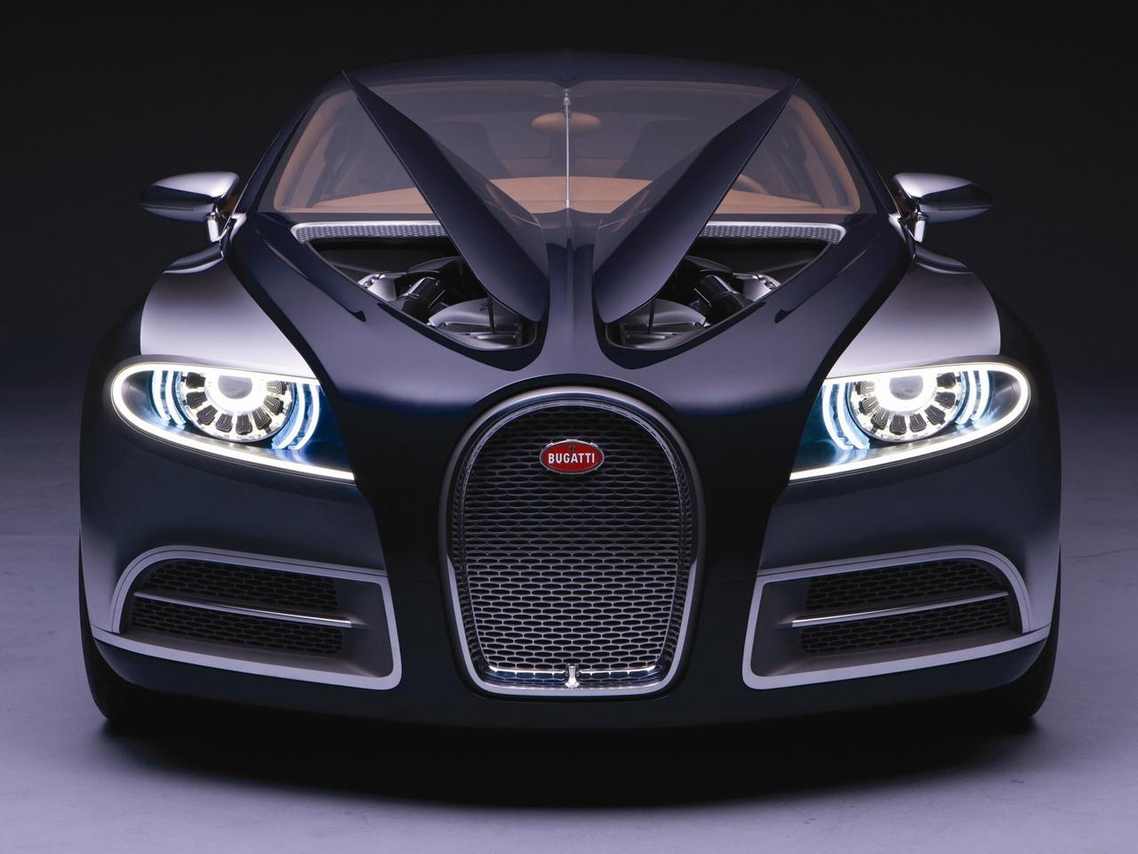 Concpet car, Bugatti, wallpaper, скачать фото обои на рабочий стол