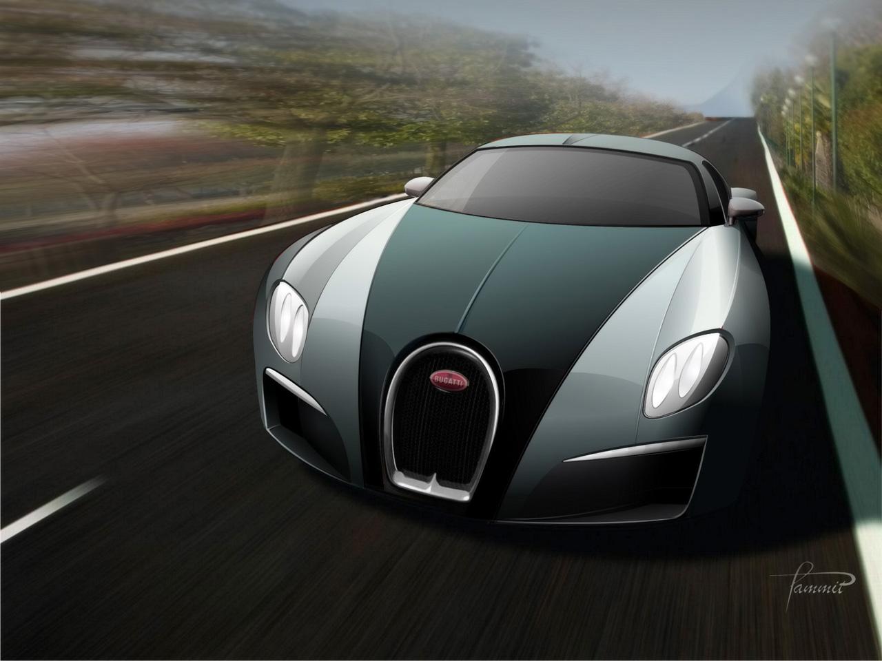 Bugatti Veyron wallpaper, фото, обои для рабочего стола, машина, скачать