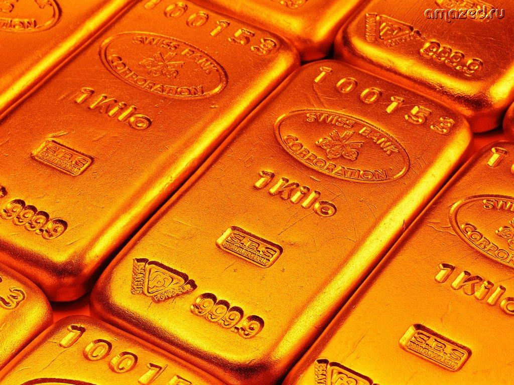 золото, слитки золота, золотые слитки, скачать фото, обои для рабочего стола