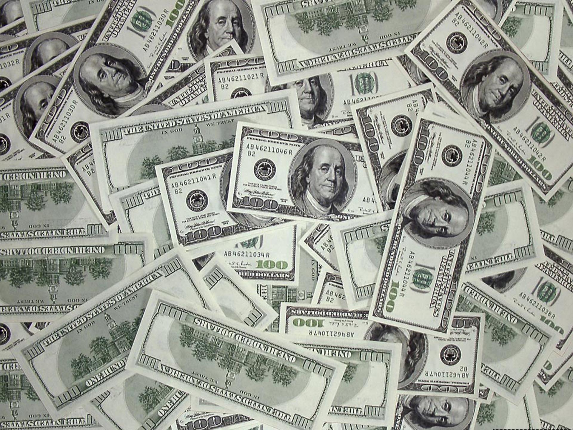 dollars, wallpaper, скачать фото, обои для рабочего стола