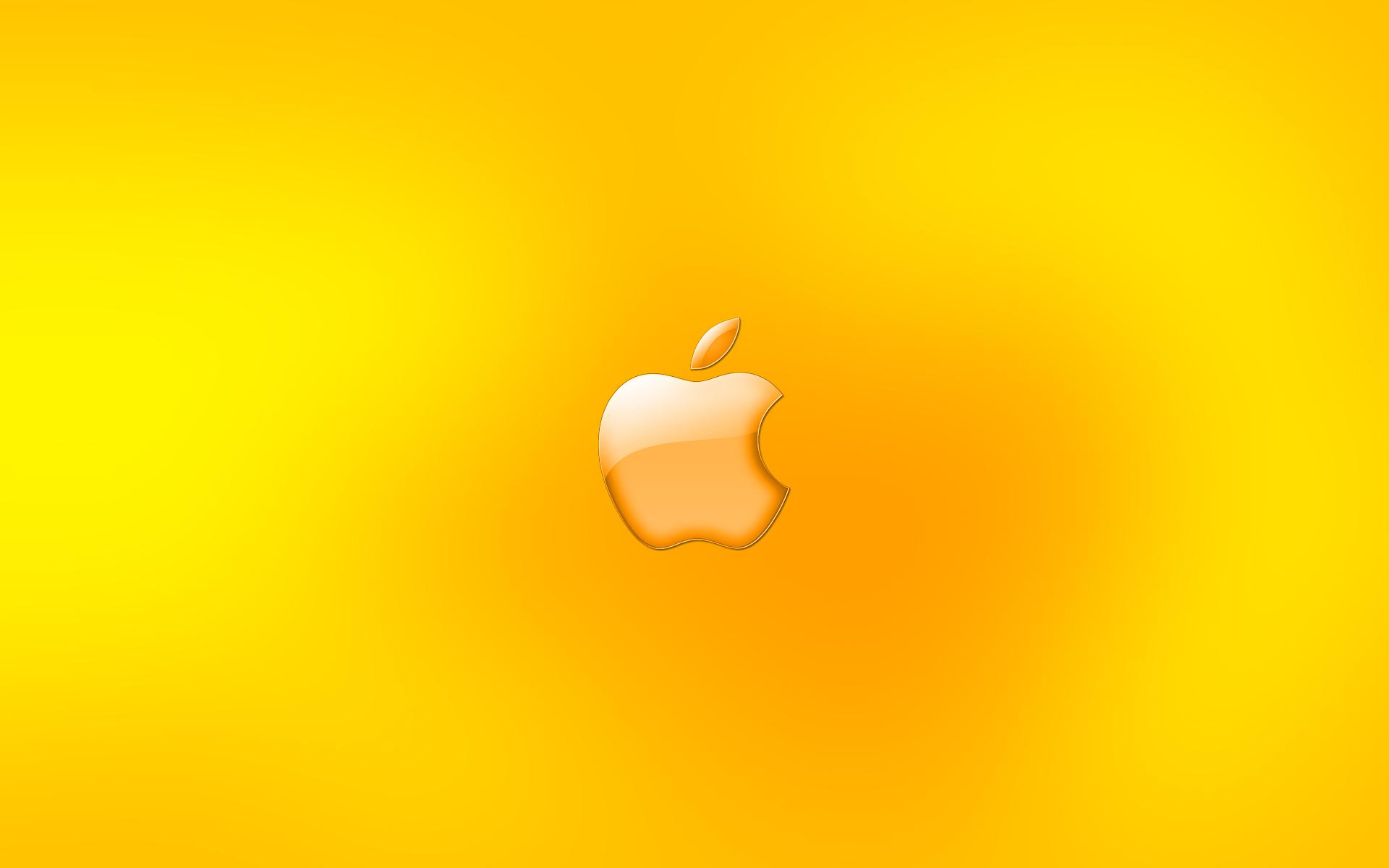 gold apple wallpaper, скачать фото, обои для рабочего стола