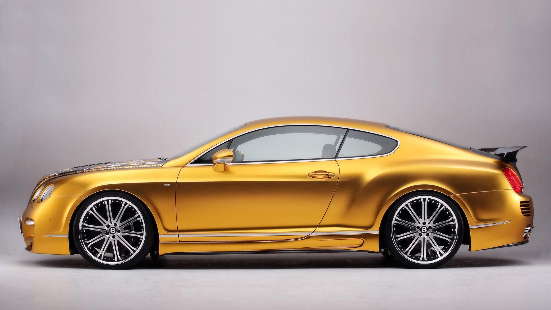 золотая машина, скачать фото, gold car, машина из золота, обои для рабочего стола