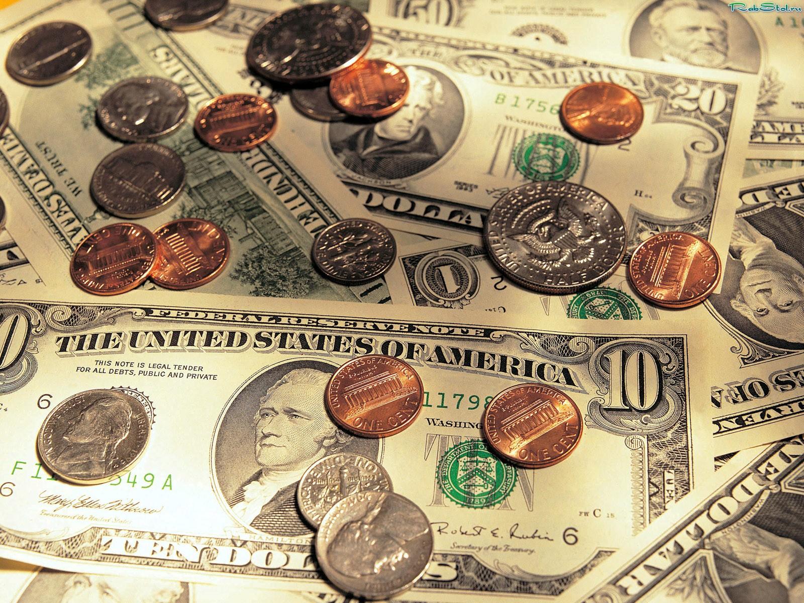 dollars, cents, wallpaper, доллары и центы, скачать фото, обои для рабочего стола