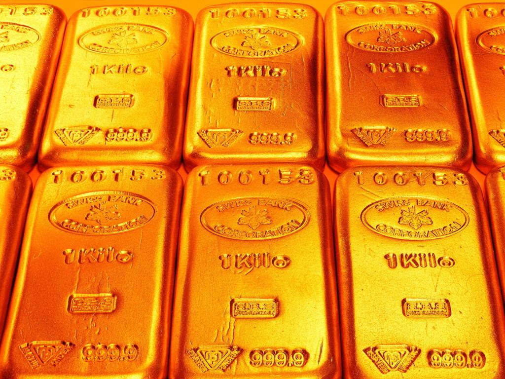 gold wallpaper, скачать фото, золото, золотые слитки